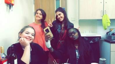 Irina Iacob and friends