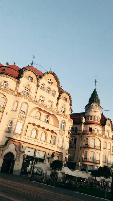 Oradea, Romania by Irina Iacob