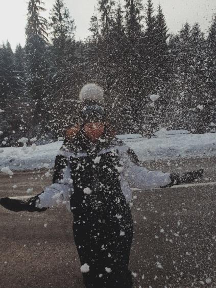 irina iacob snow