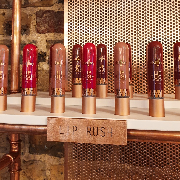 Avon Distillery Lip Rush