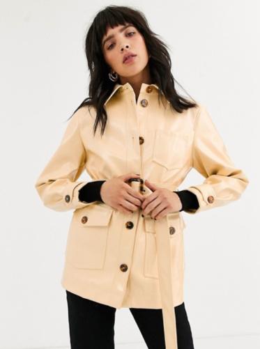 Topshop Coat4