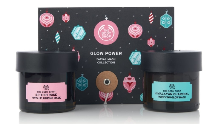 Body-Shop-Glow-Power-Facial-Mask-Collection