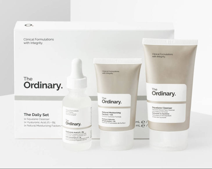 The ORDINARY gift set